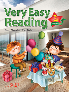 Easy to read book in english